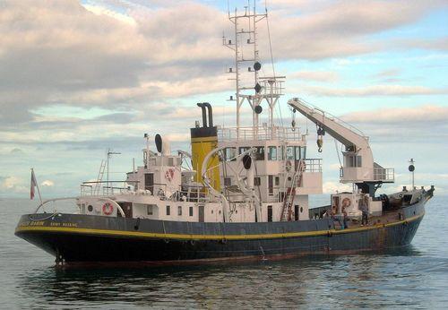 1949 Chantiers De La Loire Oceanic Buoy Ship