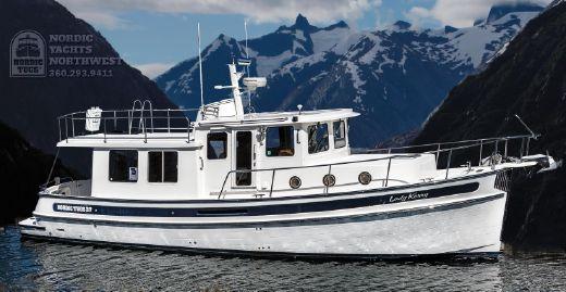 2005 Nordic Tug 37