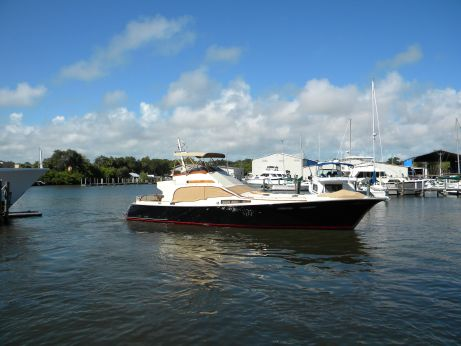 1981 Midnight Lace 52 Flybridge Cruiser