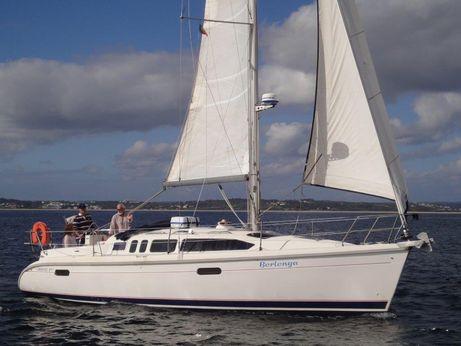 1996 Hunter 336