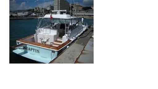 2007 Viking Yachts 45' Open