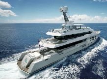 2015 Expedition Style 45m Superyacht Diamond Series 45m