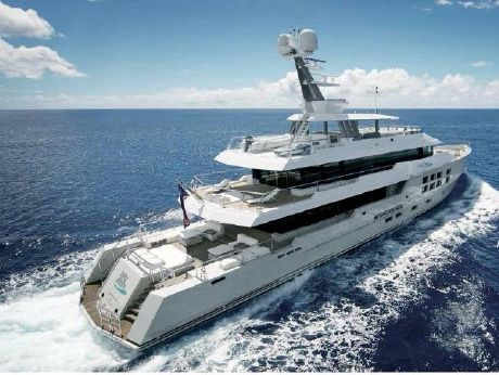 2016 Expedition Style 45m Superyacht Diamond Series 45m