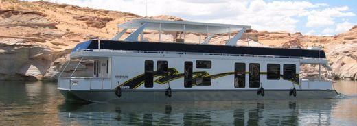 2013 Bravada Houseboat