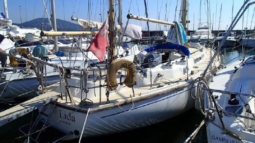 1977 Westerly Solway 36