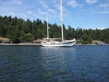 1983 Blue Water Yachts Vagabond 47