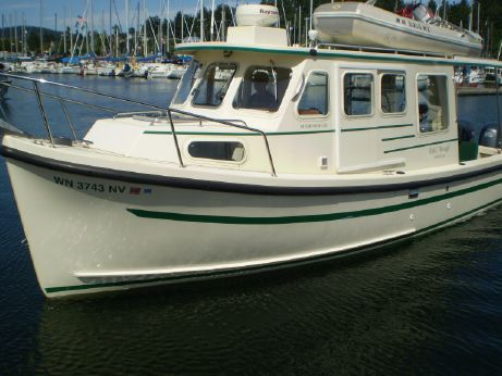 2006 Rosborough RF-246 Sedan Cruiser with Shoreland'r Trailer