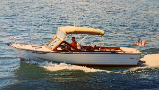 1995 Lyman 24 Sportsman