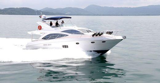 2017 Majesty Yachts 56