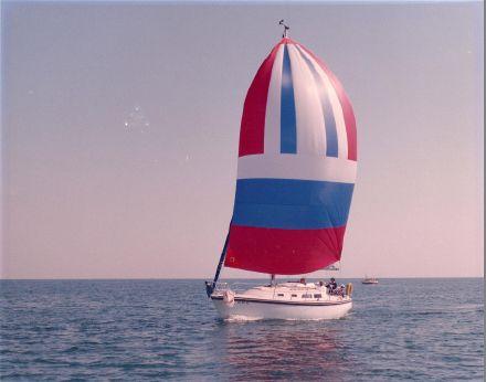 1985 Newport 30