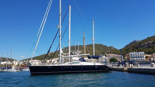 2007 Jeanneau Yachts Sun Odyssey 54DS