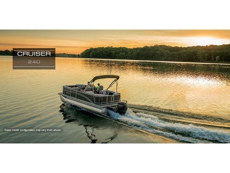 2018 Harris Flotebote Cruiser 240