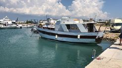 1972 Custom Cantiere Navale Mostes