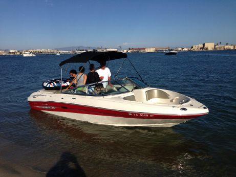 2005 Sea Ray 205 Bow Rider