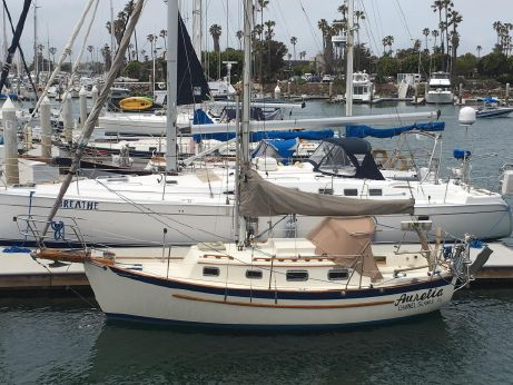 2001 Pacific Seacraft Dana 24