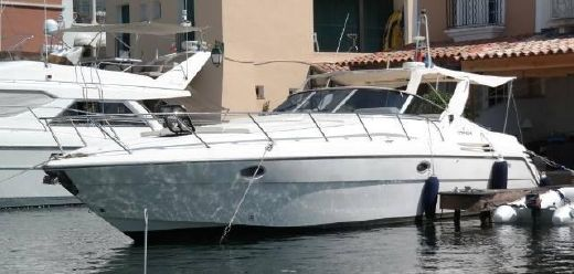 1993 Cranchi Mediterranée 40