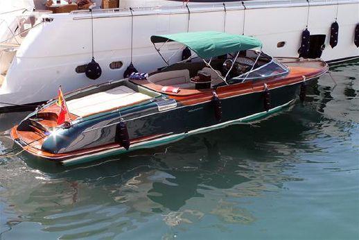 2001 Riva 33' Aquariva