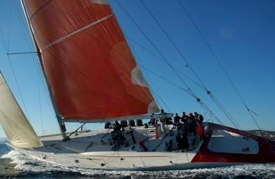 1992 Luffe Yachts prototype IMS