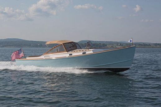 2018 Ch Marine Shelter Island Runabout