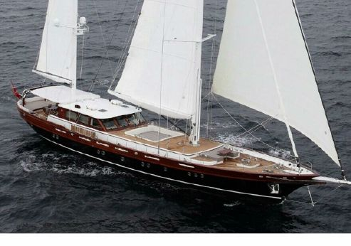 2013 Su Marine Yachting - Istanbul Custom Built Motorsailor - Ketch