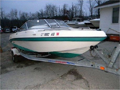 1995 Seaswirl 180 Open