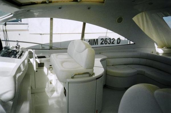 Pershing 54' Type Motor. Beautiful High Performance Yacht really in very ...