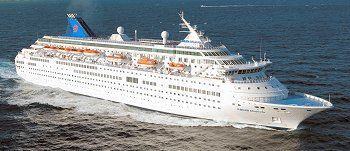 1992 Cruise Ship, 1464 Passenger - Stock No. S2004