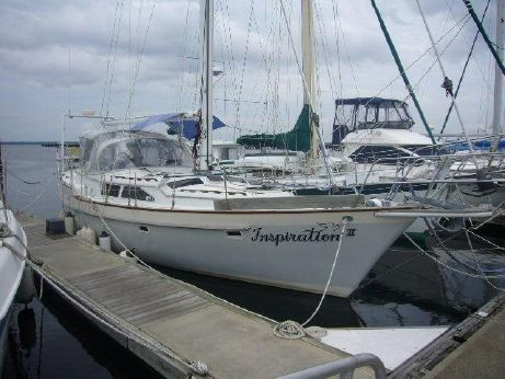 1990 Irwin 43 Mark III