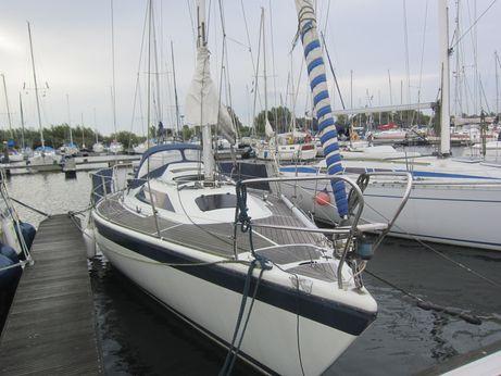 1983 Dehler 34