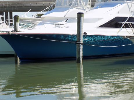 1996 Ocean Yachts--  Cummins Powered 48 Super Sport