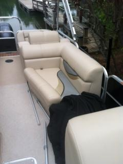 24 ft 2011 south bay pontoons 724sl