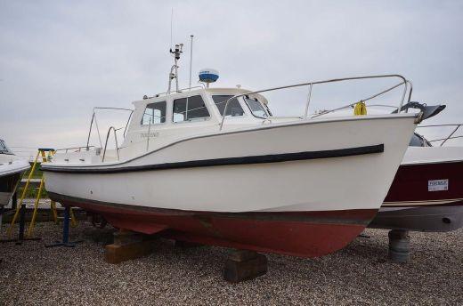 1995 Newhaven Seawarrior 27