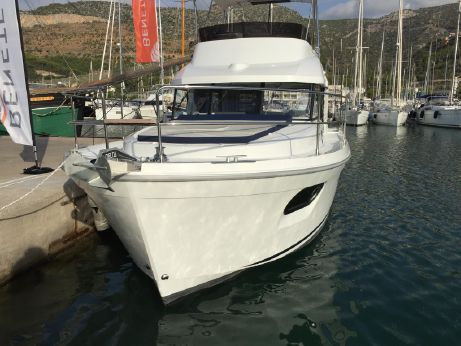2018 Beneteau Swift Trawler 35