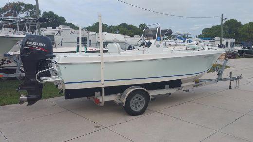 2013 Siesta Skiff Bay Boat Center Console