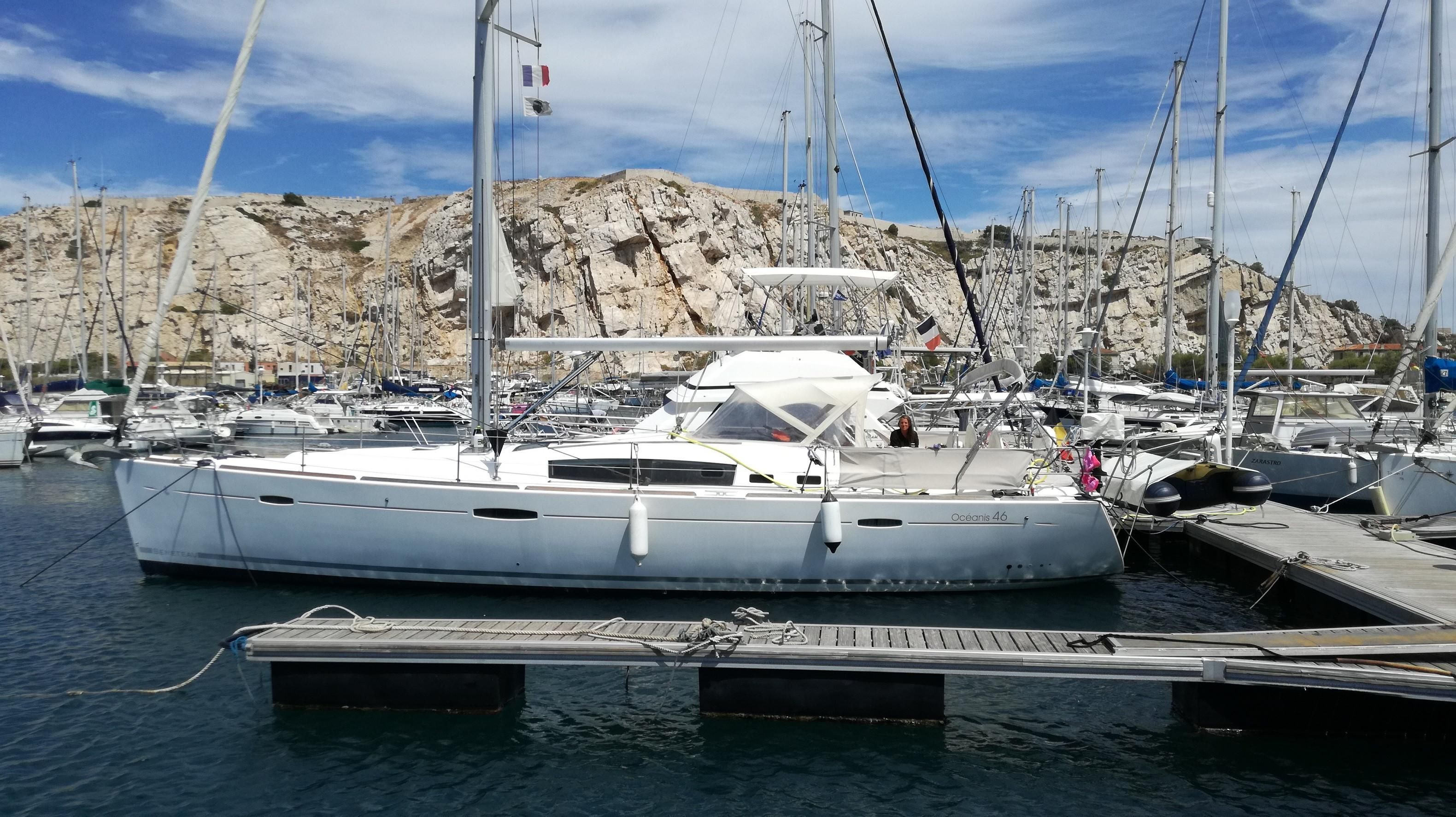 Advanced Diesel Anchorage >> 2008 Beneteau Oceanis 46 Sail Boat For Sale - www.yachtworld.com