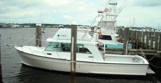 1981 Henriques Maine Coaster w/ Bow Thruster
