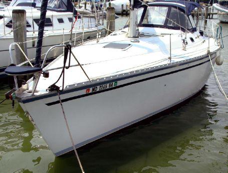 1988 Hunter 37 Legend