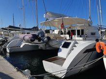 2010 Custom Sailing Catamaran 82