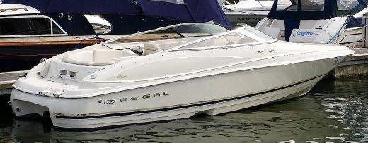 2001 Regal 2300 LSR