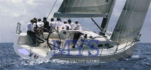 2007 X-Yachts X-41 OD