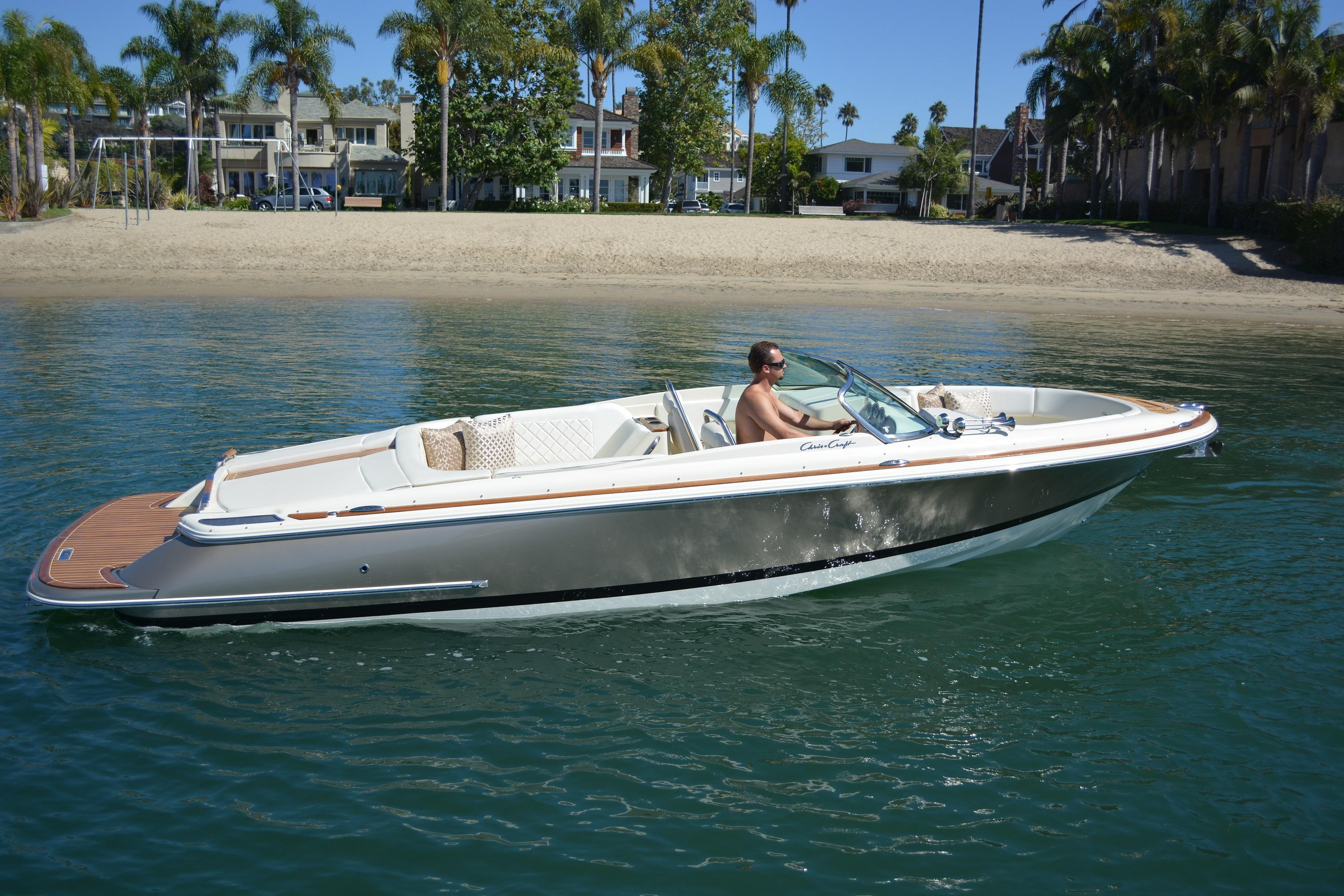 25 ft 2014 chris-craft launch 25