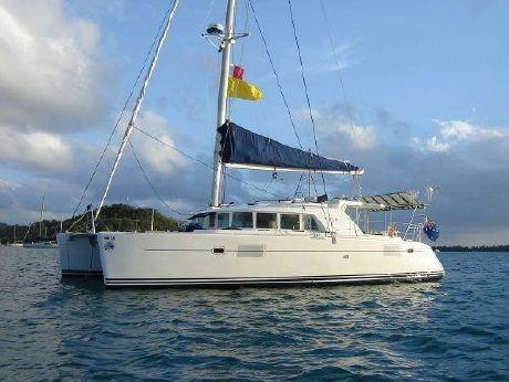2007 Lagoon 440 Catamaran