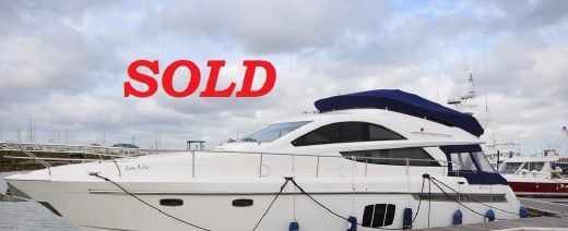 2011 Fairline Phantom 48