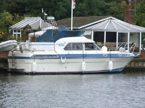 1982 Fairline 36 Turbo