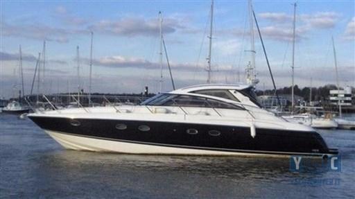 2007 Princess Yachts V48