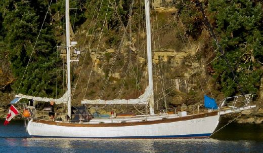 1979 Hans Christian 43 Traditional