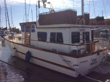 1983 Colvic Craft trawler