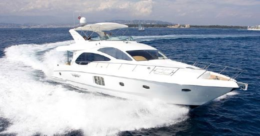 2017 Majesty Yachts 63