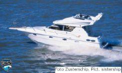 1995 Marino baracuda 33 Flybridge
