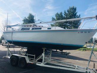 1987 Catalina 25